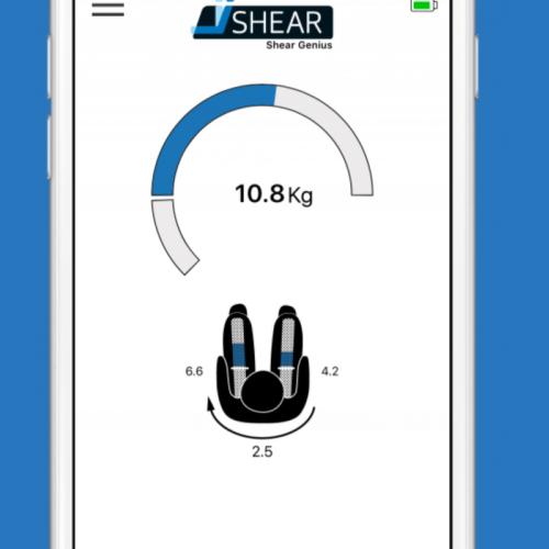 iShear app sceenshot 3