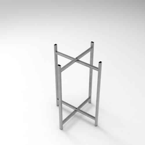 showpot stand
